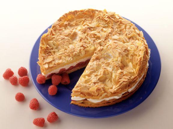Himbeer Mandel Torte Rezept Eat Smarter