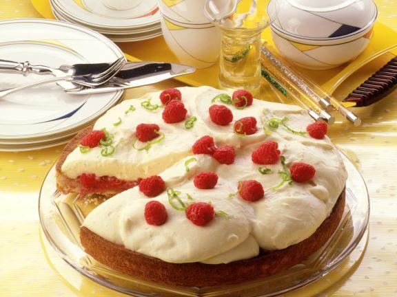 Himbeer Mascarpone Torte Rezept Eat Smarter