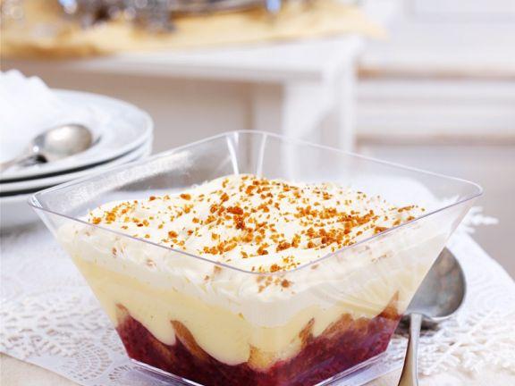 Himbeer-Trifle