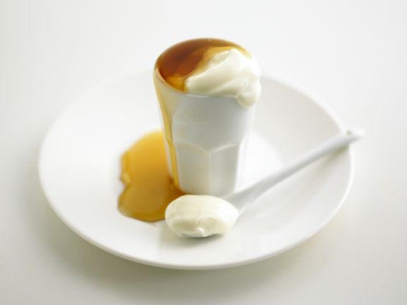 naturjoghurt mit honig abnehmen