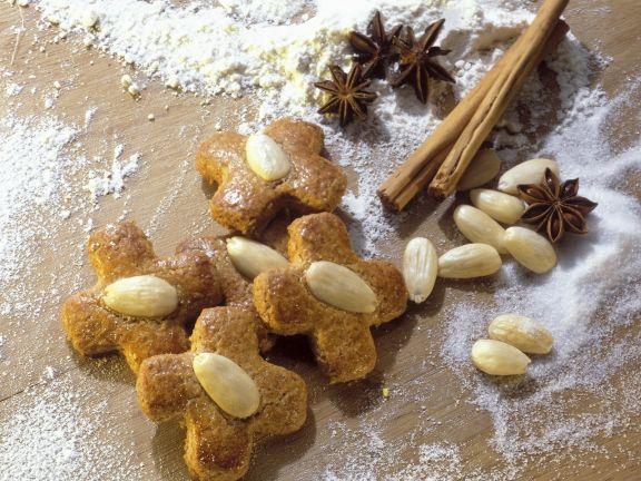 Honig-Mandel-Kekse