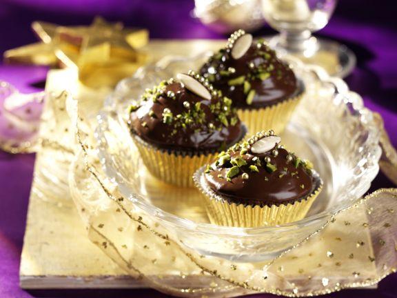 Honigkuchen-Muffins mit Ingwer