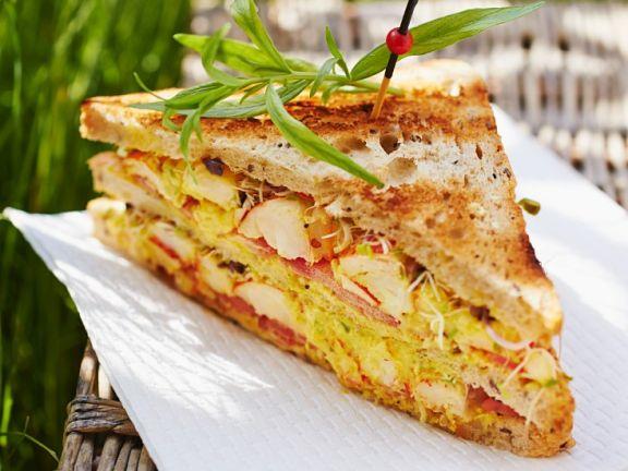 Hummer-Sandwich