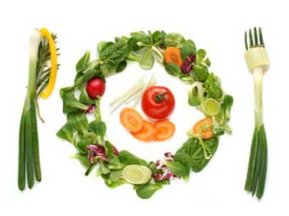 Bei der Alkaline-Diät kommt viel Obst und Gemüse auf den Teller