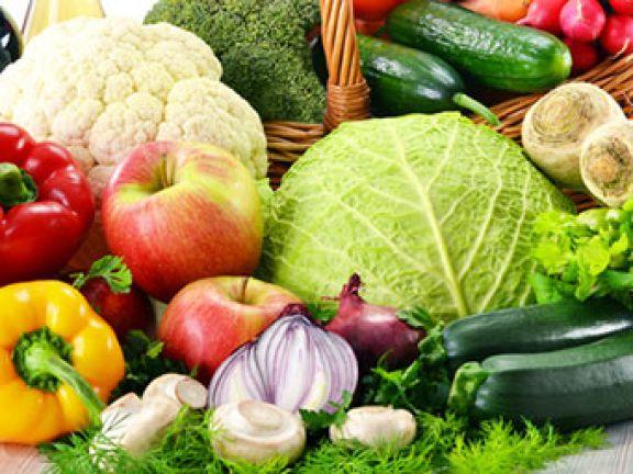Eine ausgewogene Ernährung ist wichtig für die Gesundheit.