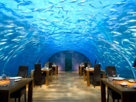 Außergewöhnliche Restaurants: die spektakulärsten Ess-Tempel | EAT ...