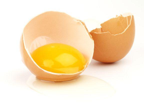 Fördert Eigelb eine glatte Haut?