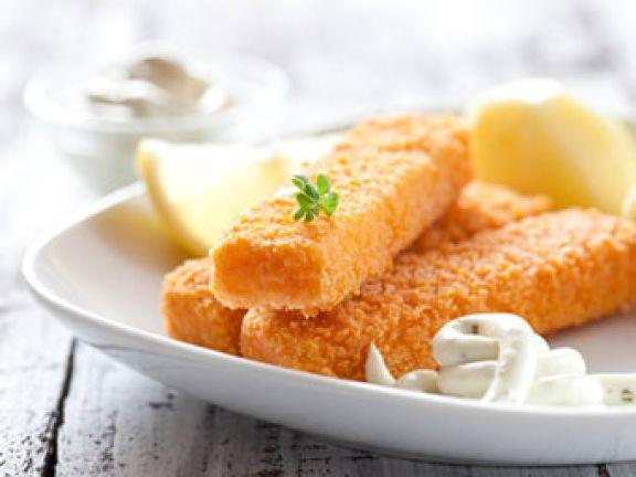 Woraus werden Fischstäbchen herstellt?