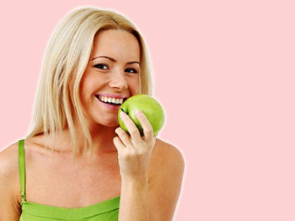 Der Apfel: gesund und lecker
