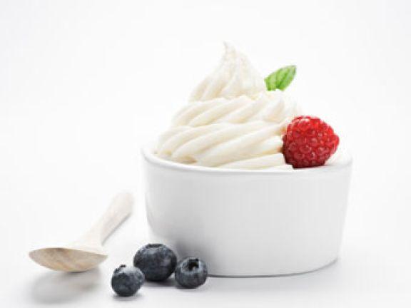 Für Figurbewusste: Frozen Yogurt