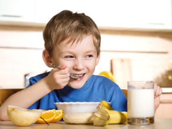 Viele Frühstücksflocken sind zu süß