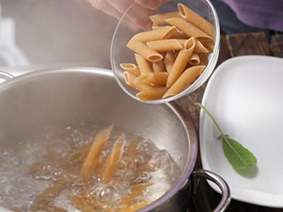 Die perfekten Garzeiten für Nudeln, Reis und Co.