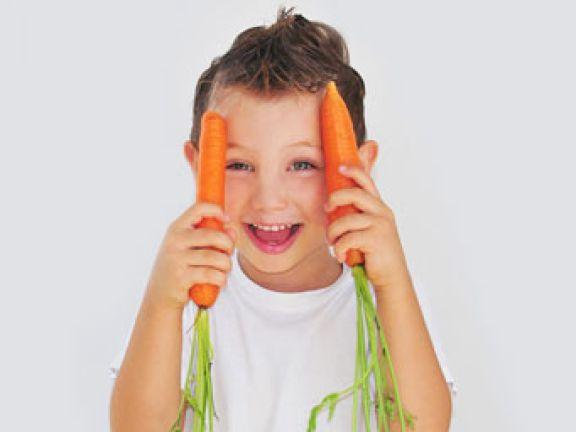 Gesunde Kinderernährung – Gemüse schmackhaft verkaufen!