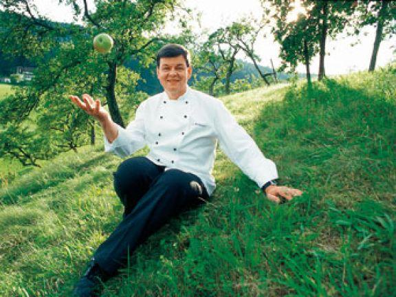 Harald Wohlfahrt - Förderer der kulinarischen Hochkultur Deutschlands.
