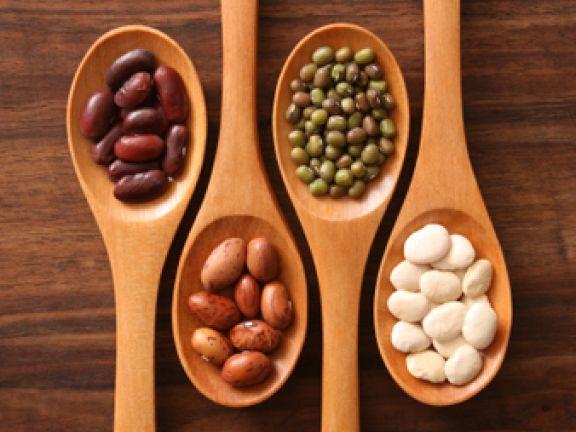 Hülsenfrüchte enthalten viele Ballaststoffe