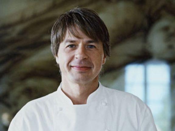 Joachim Wissler: Mit drei Sternen ausgezeichneter Küchenmeister, Foto: Albrecht Fuchs