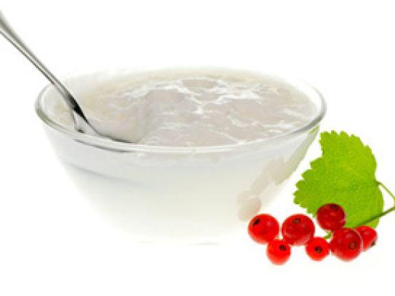 Joghurt als Zwischenmahlzeit