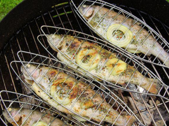 Fisch Gasgrill : Kalorienarm grillen: fisch und seafood eat smarter