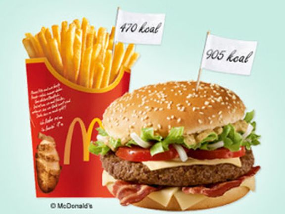 Kalorientabelle Mcdonalds Wie Dick Macht Fast Food Eat Smarter