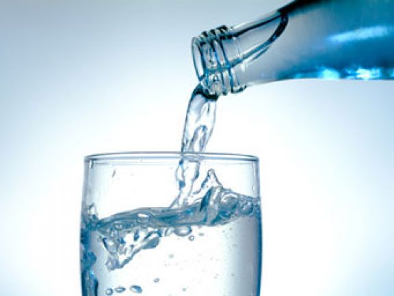 Mineralwasser: gesund und lecker