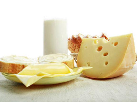 Osteoporose-Vorbeugung mit Milchprodukten