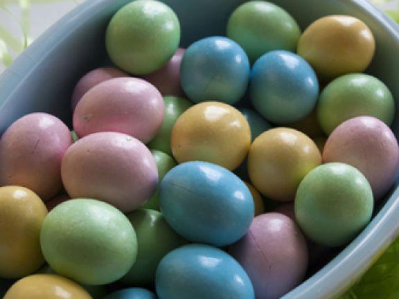 Ostereier natürlich färben: ein toller Brauch
