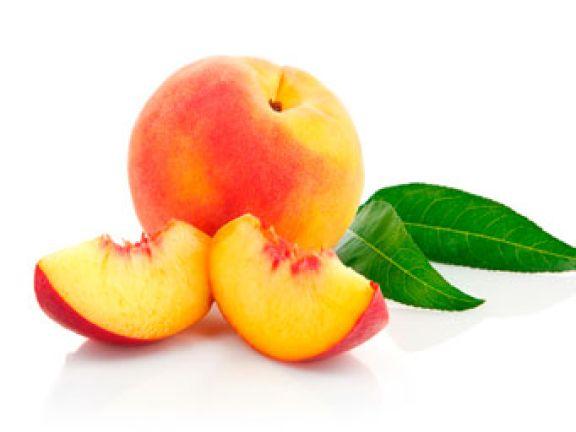 Wie ein Pfirsich unsere Zellen schützen kann.