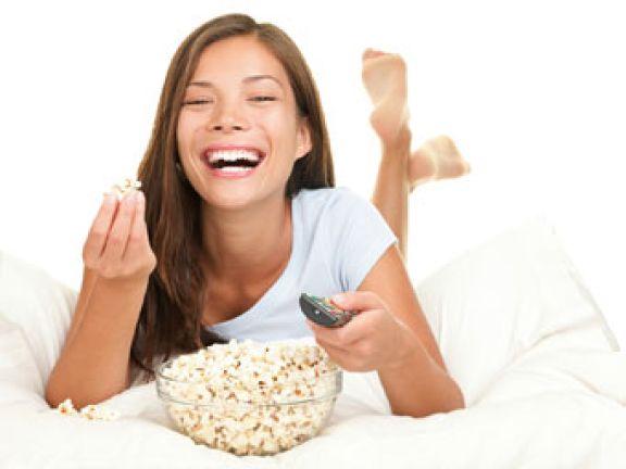 Warum in Popcorn so viele Antioxidantien stecken