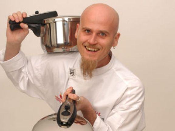 Ralf zacherl einfache raffinessen mit wenigen zutaten for Koch deutschland