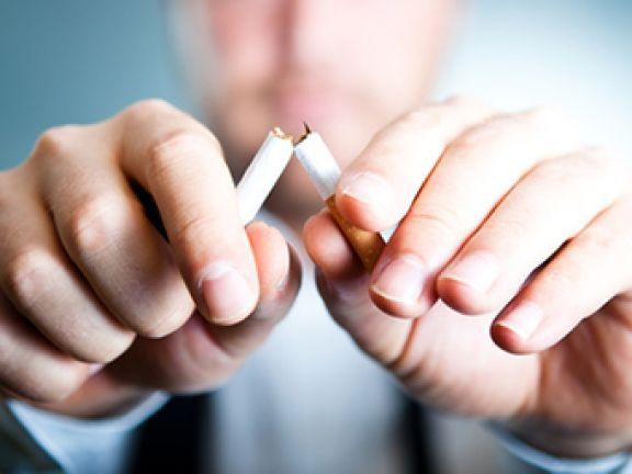 Raucherentwöhnung, Gewichtszunahme: Das ist kein Muss.