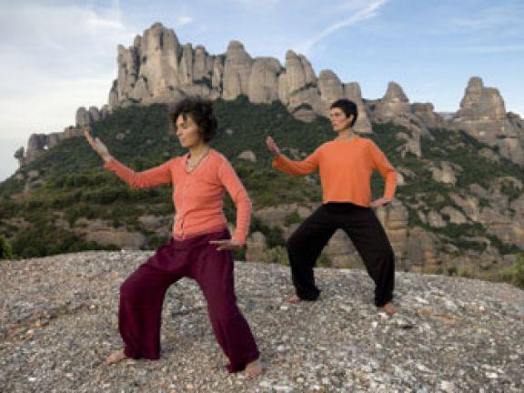 Tai Chi fördert die Gesundheit