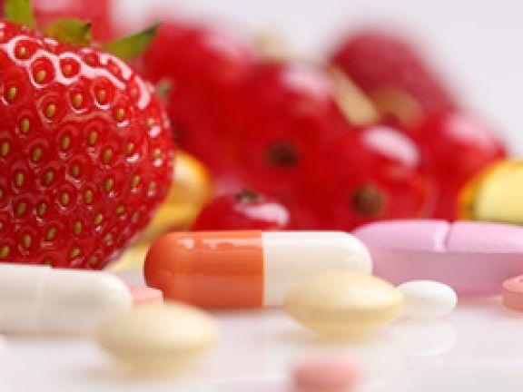 Vitaminpillen ersetzen keine gesunde Ernährung