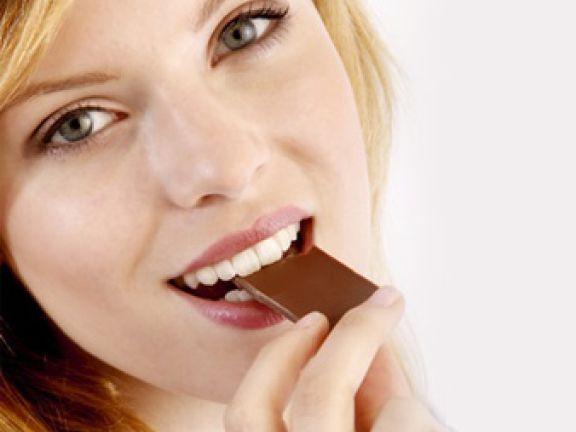 Das letzte Stück Schokolade schmeckt am besten