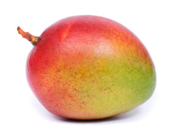 Längst keine Seltenheit mehr bei uns - die Mango!