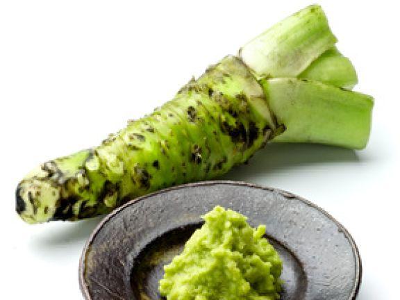 Wasabi – die feine Schärfe aus Japan