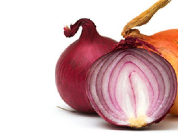 Unentbehrlicher Küchenhelfer: Die Zwiebel-Knolle