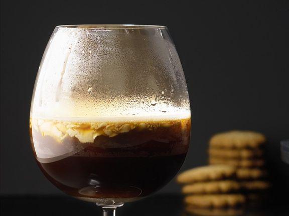 Irischer Kaffedrink