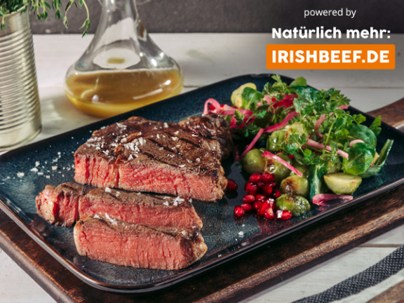 Partnerrezepte von Irish Beef