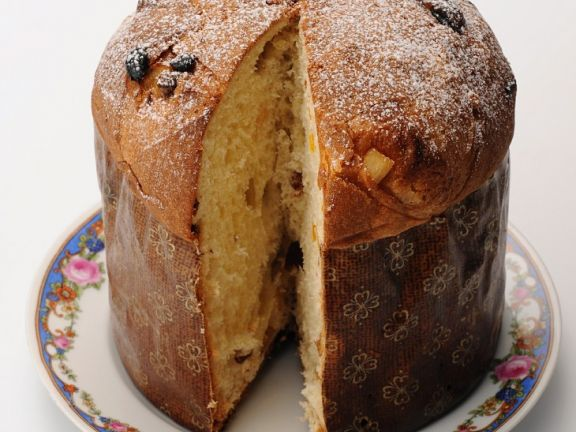 Italienischer Panettone Rezept Eat Smarter