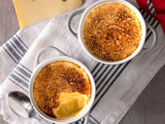 Jarlsberg Crème Brûlée