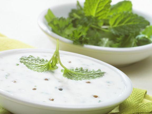 Joghurt-Kräutersauce