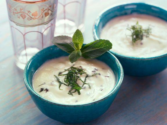 Joghurt-Minze-Sauce