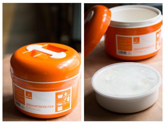 Joghurtbereiter: Joghurt selber machen