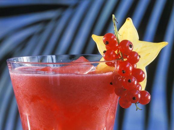 Johannisbeer-Drink