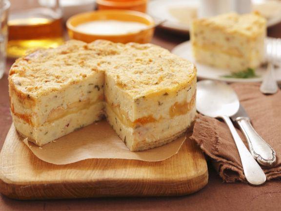 Käse-Kartoffel-Auflauf