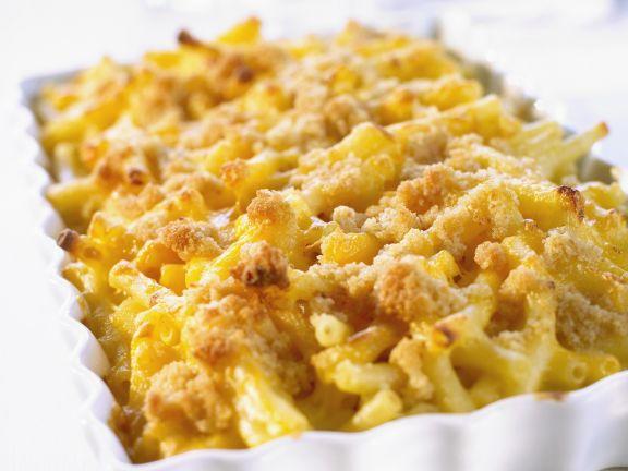 Käse-Macaroni