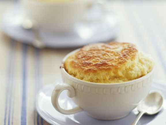 Käsesoufflé