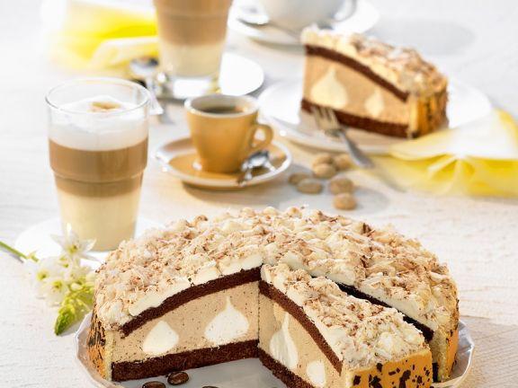Kaffecreme-Torte