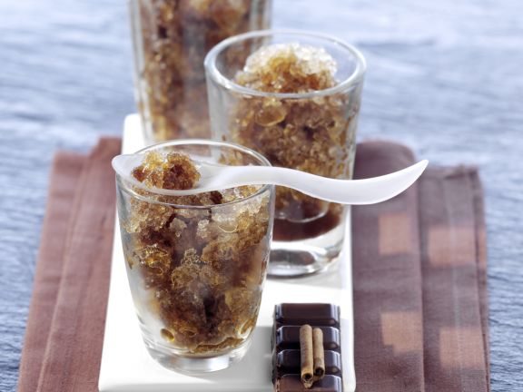 Kaffee-Granité