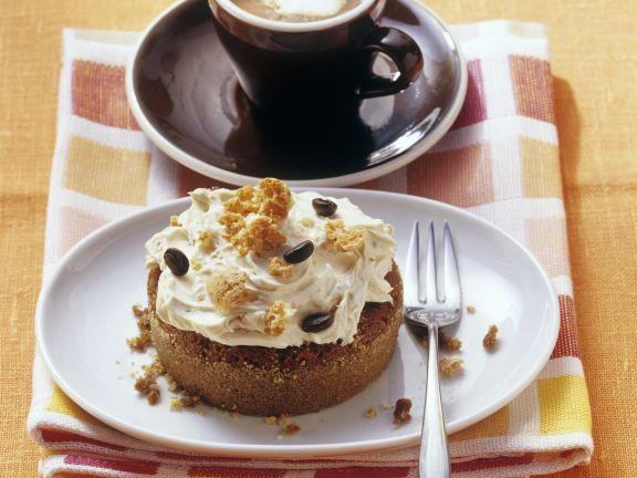 Kaffee-Mascarpone-Törchen